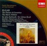 ELGAR - Boult - The music makers op.69