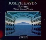 HAYDN - Wiener Concert - Huit notturni (divertimenti) pour le roi Ferdi