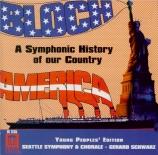 BLOCH - Schwarz - America (An epic rhapsody)