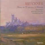 BRUCKNER - Layton - Messe n°2 en mi mineur WAB 27