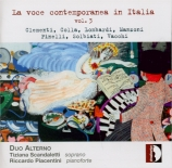La voce contemporanea in Italia / vol.3
