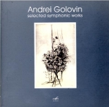 GOLOVIN - Rudin - Prelude sur un thème E-F-G, pour orchestre