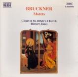 BRUCKNER - Jones - Os justi, motet WAB 30