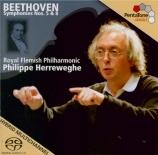 BEETHOVEN - Herreweghe - Symphonie n°5 op.67