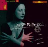 BACH - Rubackyté - Suite française n°1, pour clavier en ré mineur BWV.81