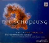 HAYDN - Christie - Die Schöpfung (La création), oratorio pour solistes