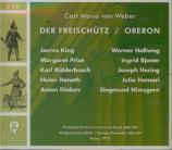WEBER - Sawallisch - Der Freischütz (Live Roma,27 - 1 - 1973 et 7 - 2 - 1973) Live Roma,27 - 1 - 1973 et 7 - 2 - 1973