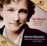 MOZART - Helmchen - Concerto pour piano et orchestre n°24 en do mineur K