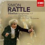 SIBELIUS - Rattle - Symphonie n°1 op.39