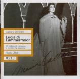 DONIZETTI - Cleva - Lucia di Lammermoor (Live, Met 08 - 12 - 1956) Live, Met 08 - 12 - 1956