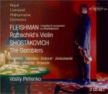 FLEISHMAN - Petrenko - Le violon de Rotschild