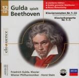 BEETHOVEN - Gulda - Concerto pour piano n°1 en ut majeur op.15