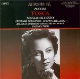 PUCCINI - Tieri - Tosca (live RAI Milano 31 - 10 - 57) live RAI Milano 31 - 10 - 57
