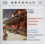 ABE - Yablonsky - Symphonie n°1