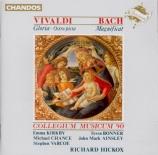 VIVALDI - Hickox - Gloria en ré majeur, pour deux sopranos, alto, chœur