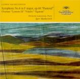 BEETHOVEN - Markevitch - Symphonie n°6 op.68 'Pastorale' (Import Japon) Import Japon