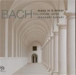 BACH - Suzuki - Messe en si mineur, pour solistes, choeur et orchestre BW