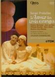 PROKOFIEV - Cambreling - L'amour des trois oranges, opéra en 4 actes ave