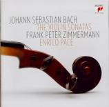BACH - Zimmermann - Sonate pour violon et clavier n°1 en si mineur BWV.1