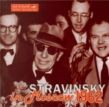 Stravinsky in Moscow 1962