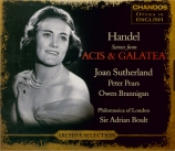 Scenes from Acis & Galatea