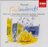 ROUSSEL - Plasson - Padmâvatî, opéra-ballet op.18