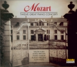 Twelve Great Piano Concerti