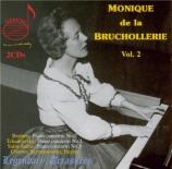 TCHAIKOVSKY - Bruchollerie - Concerto pour piano n°1 en si bémol mineur