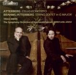 ATTERBERG - Mork - Concerto pour violoncelle op.21