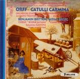 ORFF - Milkov - Catulli Carmina