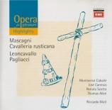 MASCAGNI - Muti - Cavalleria Rusticana : extraits