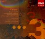 NIELSEN - Blomstedt - Symphonie n°1 op.7