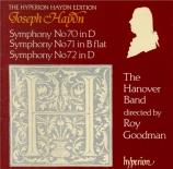 HAYDN - Goodman - Symphonie n°70 Hob.I.70