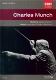 BRAHMS - Munch - Symphonie n°1 pour orchestre en do mineur op.68