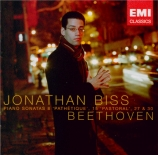 BEETHOVEN - Biss - Sonate pour piano n°8 op.13 'Pathétique'