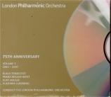 London Philharmonic Orchestra : 75th Anniversary Box Set / vol.3