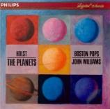 HOLST - Williams - The Planets (Les planètes), pour orchestre op.32