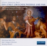 BACH - Albrecht - Geschwinde, ihr wirbelnden Winde, cantate pour soliste