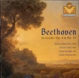 BEETHOVEN - Adorjan - Sérénade pour violon, alto et violoncelle op.8