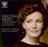 STRAUSS - Meier - Cäcilie, pour voix et piano op.27 n°2