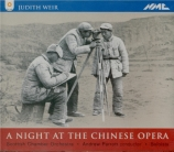 WEIR - Parrott - A night at the Chinese opera