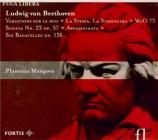 BEETHOVEN - Mangova - Dix variations pour piano sur 'La stessa, la stess
