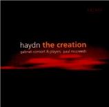 HAYDN - McCreesh - Die Schöpfung (La création), oratorio pour solistes