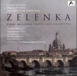 ZELENKA - Fiori Musicali - Requiem en do mineur ZWV.45