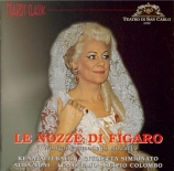MOZART - Perlea - Le nozze di Figaro (Les noces de Figaro), opéra bouffe live Napoli 24 - 2 - 1954