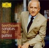 BEETHOVEN - Pollini - Sonate pour piano n°1 op.2 n°1