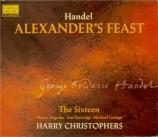 HAENDEL - Christophers - Alexander's feast, masque HWV.75