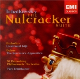 TCHAIKOVSKY - Temirkanov - Casse-noisette, suite de ballet n°1 op.71a