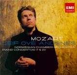 MOZART - Andsnes - Concerto pour piano et orchestre n°17 en sol majeur K
