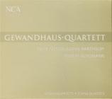 MENDELSSOHN-BARTHOLDY - Gewandhaus Quar - Quatuor à cordes n°3 en ré maj